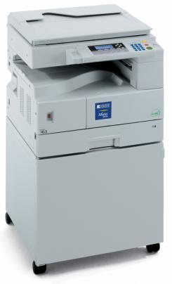 Ricoh Aficio 2027 Printer Driver